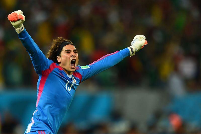 Ochoa became an overnight sensation in 2014 when he kept Brazil at bay