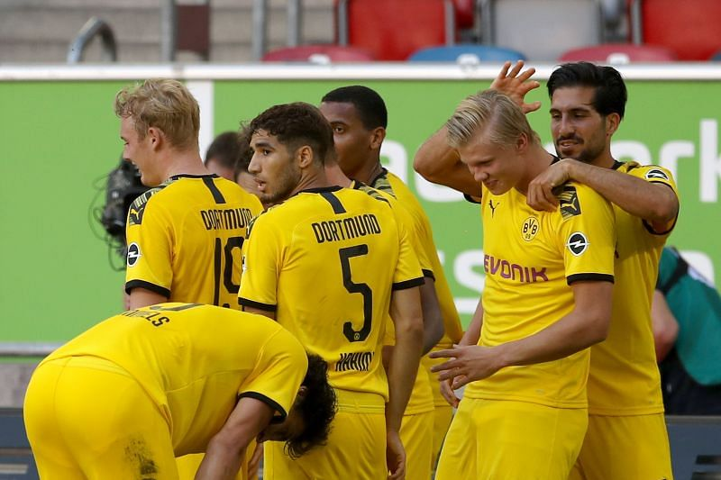 Dortmund is one of the most popular clubs in the world of football.