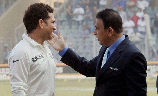 Gavaskar and Sachin Tendulkar are two of the greatest Indian batsmen of all time