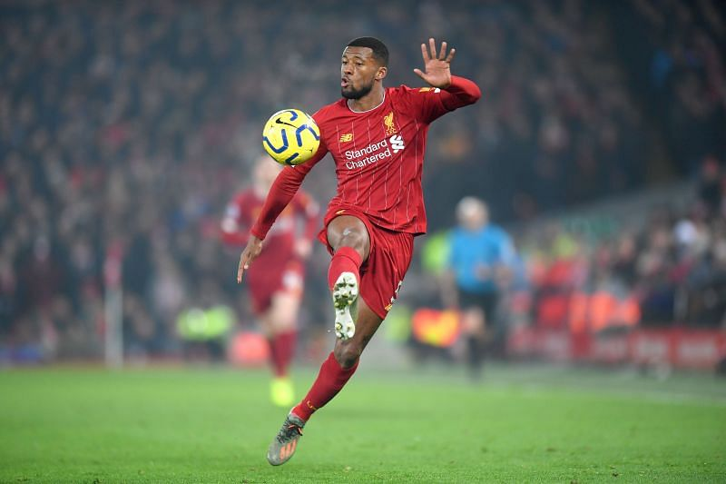 Wijnaldum is well placed to finish the season as an EPL champion.