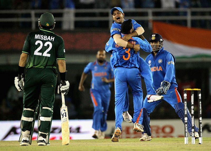 भारत-पाकिस्तान वर्ल्ड कप मुकाबला