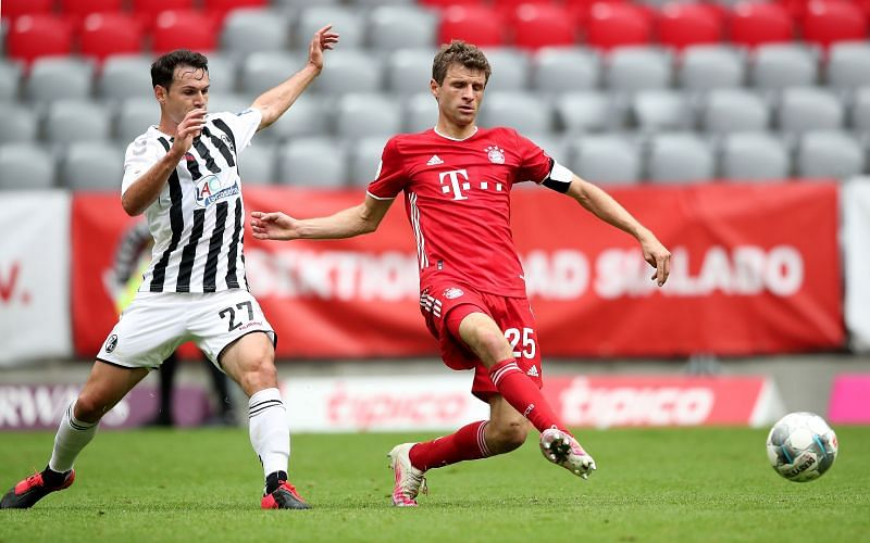 Thomas Müller was at his influential best today