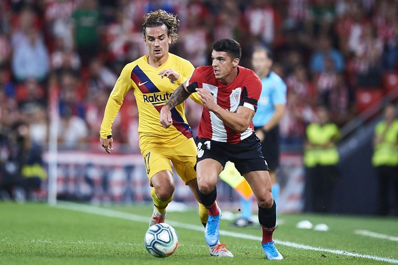 Athletic Club Bilbao and FC Barcelona have shared many memorable moments over the years. It is one of the biggest and oldest rivalries in Spanish football.