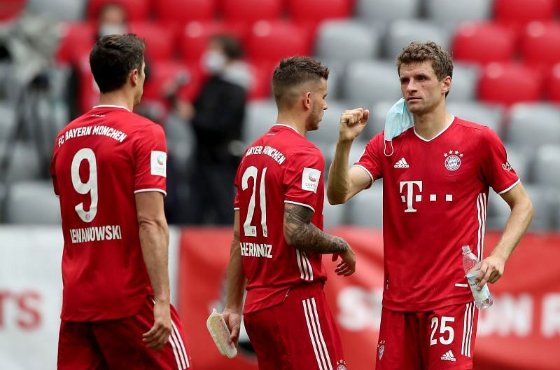 Bayern Munich eased past SC Freiburg to record yet another win