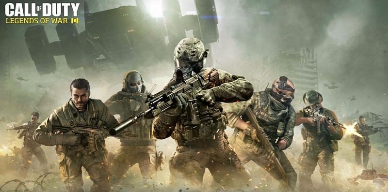Call of Duty Mobile (Picture Courtesy: Call of Duty Mobile)