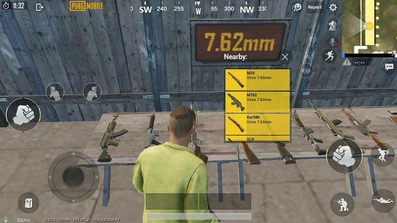 Training mode (Picture Courtesy: Piush Sahani/YT)