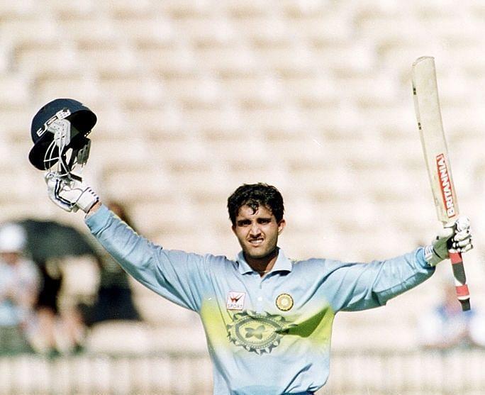 सौरव गांगुली के बेहतरीन शतक की मदद से भारत ने पाकिस्तान को हराया था