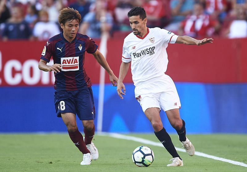 Jesús Navas is the natural leader of this Sevilla side
