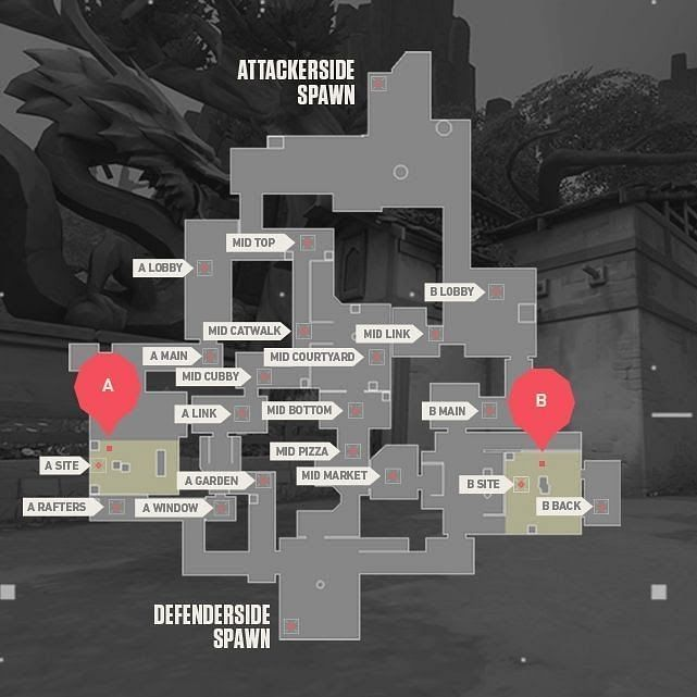 Valorant Ascent Map Overview