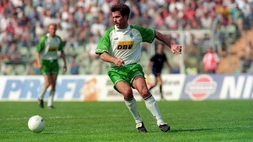 One of the longest-serving servants in the history of Bundesliga
