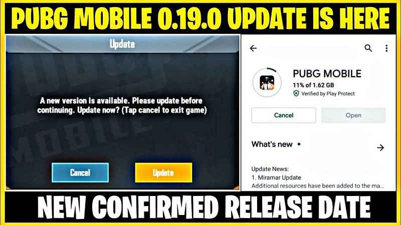 How to download PUBG Mobile 0.19.0 update (Image Credits: TECH Genius)