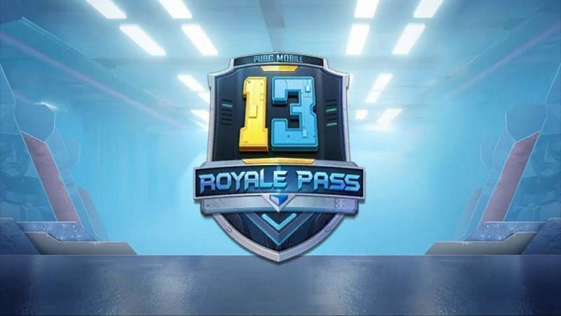 PUBG Mobile season 13 Royal Pass