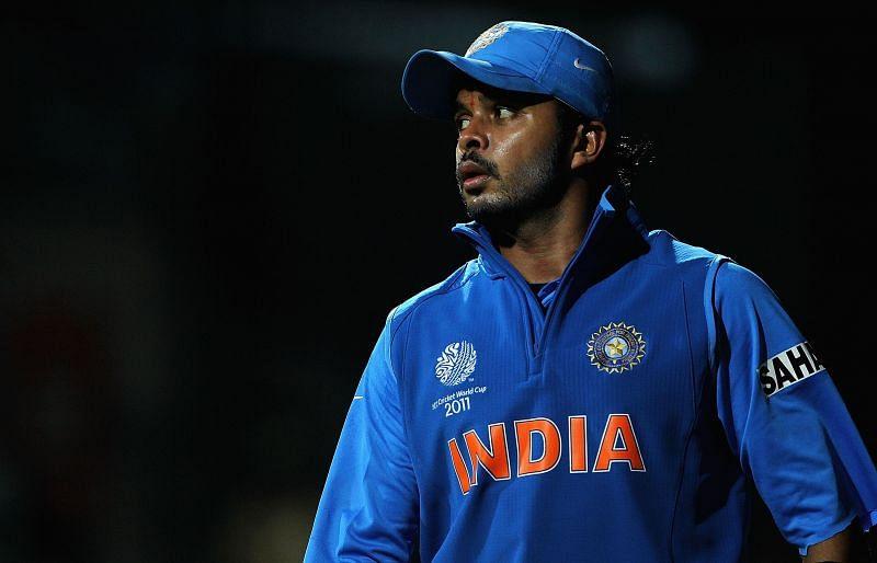 श्रीसंत 2011 में आखिरी बार भारतीय टीम के लिए खेलते हुए नजर आए थे