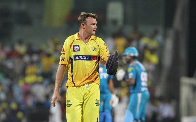 Doug Bollinger is one of the few overseas pacers to have made a mark for CSK