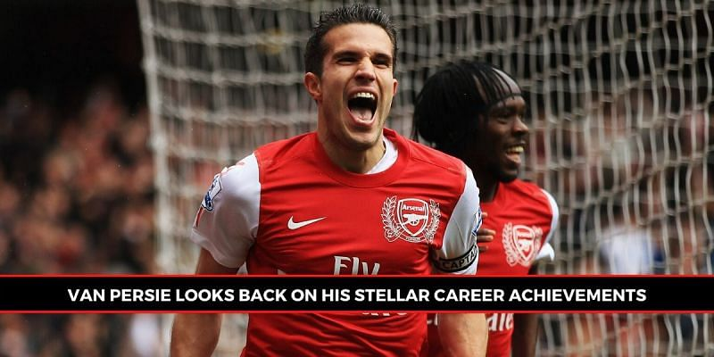 Robin van Persie speaks on some of his favourite jersey and trophy collection.