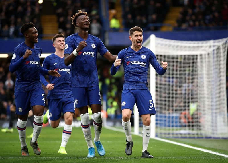 Chelsea S Potential Epl Xi For 2020 21 Season Featuring Werner Ziyech And More