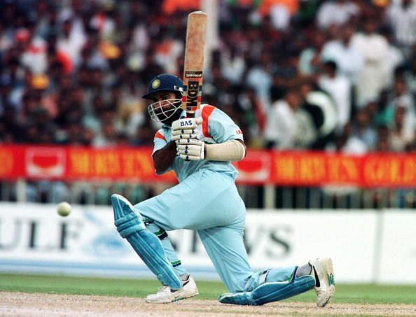 Navjot Sidhu scored 658 runs for the Indian cricket team in his first 15 ODI innings