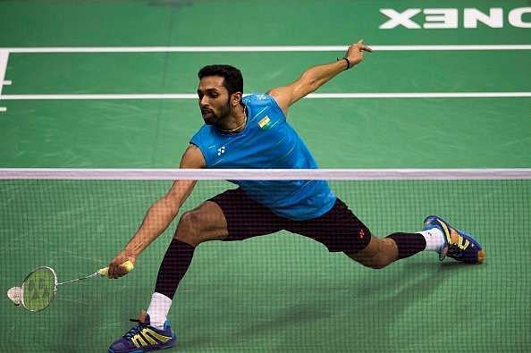 HS Prannoy is disappointed at not being nominated for the Arjuna Award