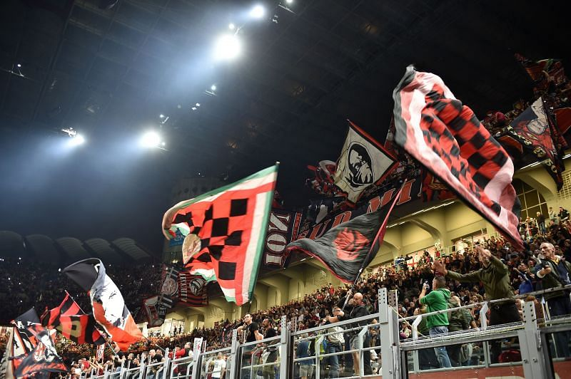 The current situation is unacceptable for the AC Milan fans