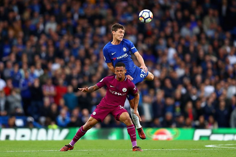 Christensen was a reliable presence for Chelsea