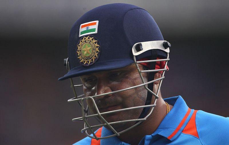 वीरेंदर सहवाग ने 2013 में भारत के लिए अपना आखिरी इंटरनेशनल मैच खेला था