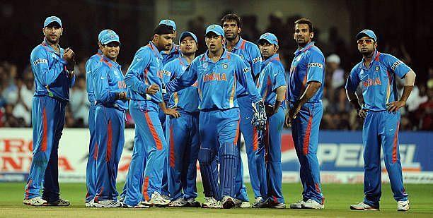भारतीय टीम कई बार हाई स्कोरिंग टाई मुकाबले खेल चुकी है