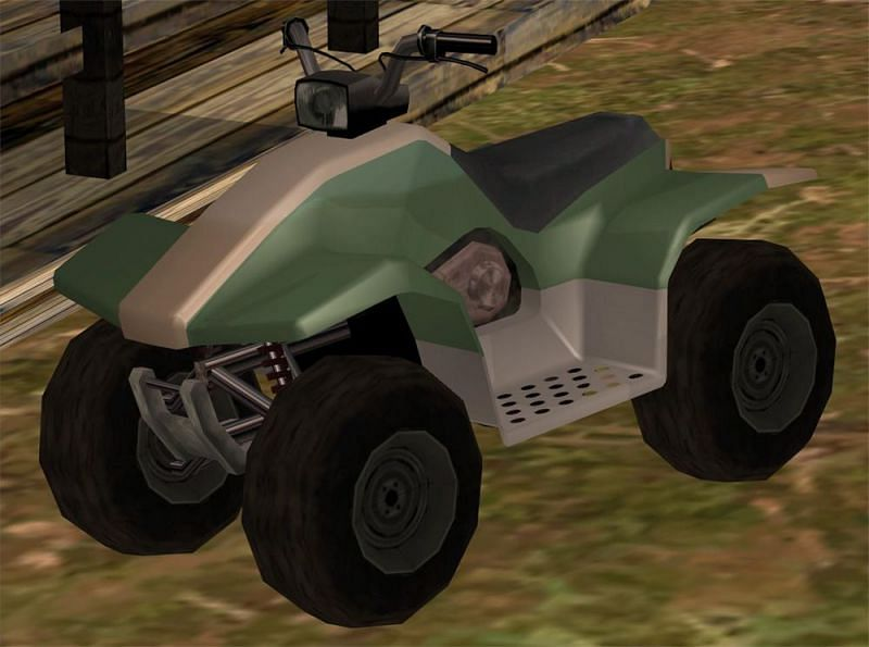 A Quad Bike. Image: GTA Wiki - Fandom.