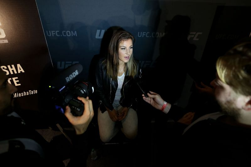 UFC 205: Ultimate Media Day