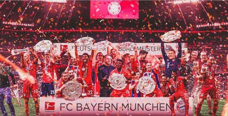 Bayern Munich has won yet another Bundesliga crown