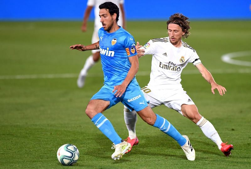 Parejo struggled to create many chances and was rather passive against Real Madrid