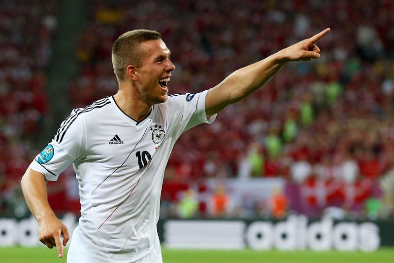 Poldi is one of those rare players for who team comes first