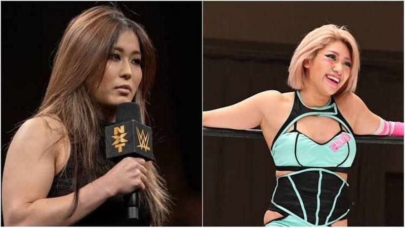 Io Shirai and Hana Kimura gained fame at Stardom