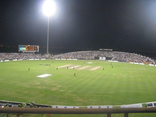 शारजाह क्रिकेट ग्राउंड