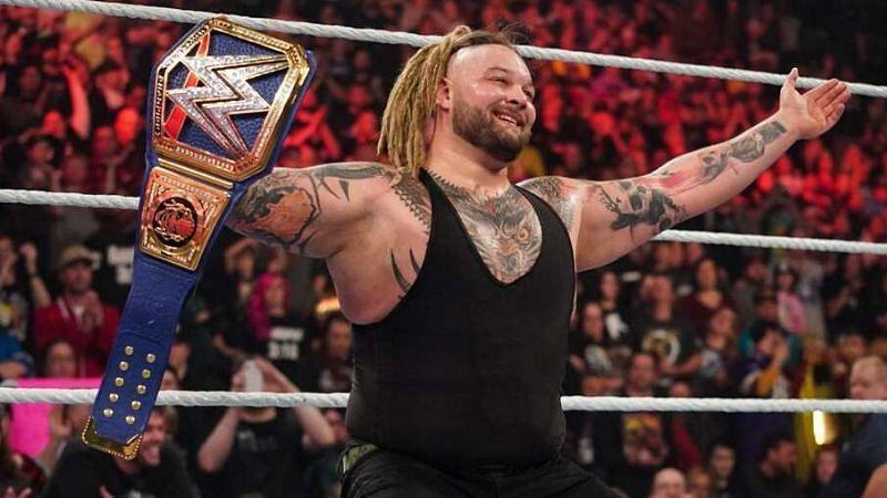 ब्रे वायट रोमन Wigns की जगह WWE के शीर्ष बेबीफेस बनने के लिए 1