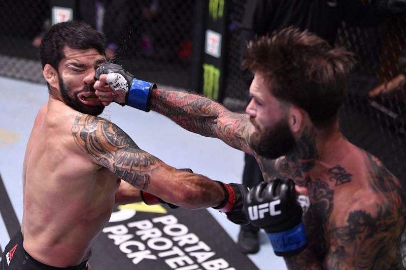 Cody Garbrandt got back to his winning ways by knocking out Raphael Assuncao