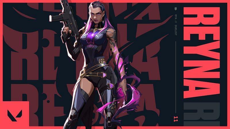 Valorant Agent Reyna