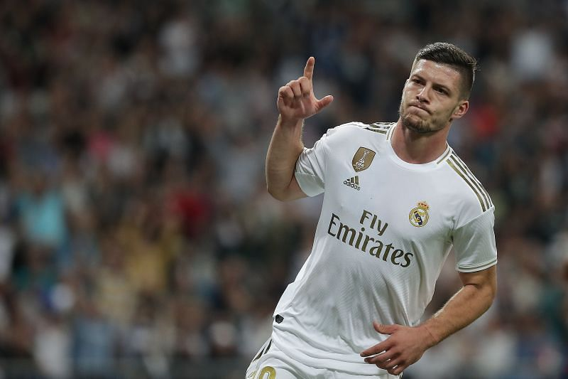 Luka Jovic is the most viable replacement for Karim Benzema at Real Madrid