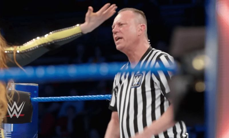 Mike Chioda in WWE