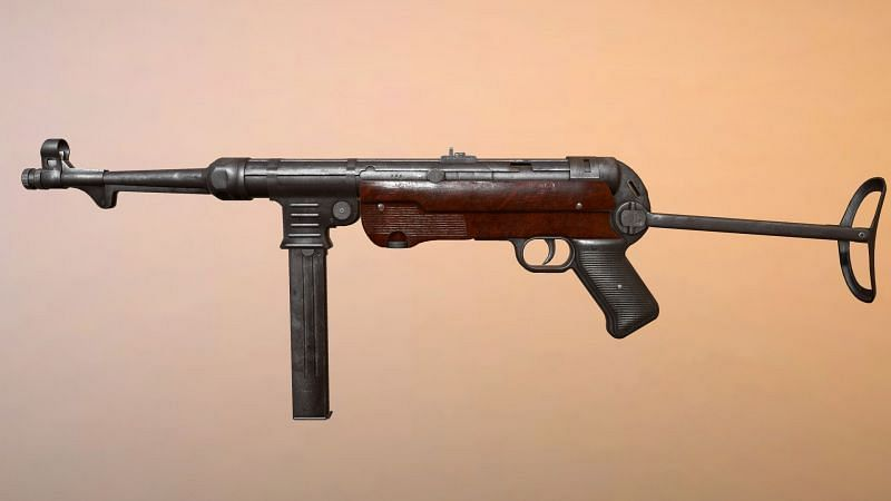 MP40. Image: Pinterest.