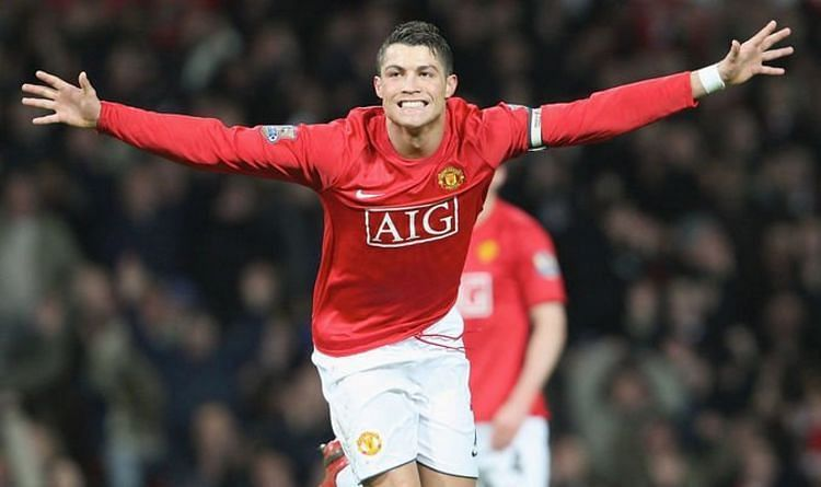 Cristiano Ronaldo arrived at Manchester United from Sporting Lisbon with glowing references from all Old Trafford scouts.