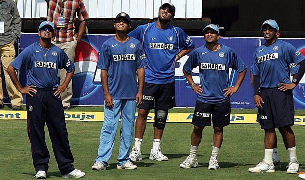 2007 टी20 वर्ल्ड कप को भारत ने युवा खिलाड़ियों के साथ जीता था