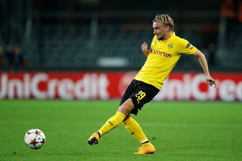 The current longest-serving player at Borussia Dortmund.