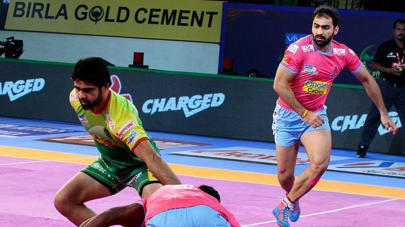 Pardeep Narwal led the Patna Pirates to their second successive PKL title win.