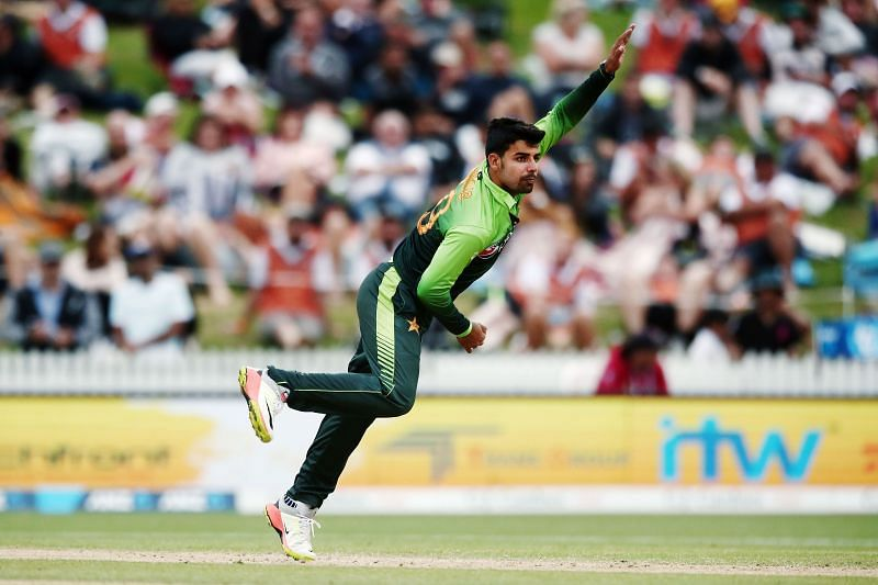 Pakistan cricketer Shadab Khan and two others have tested positive for COVID-19