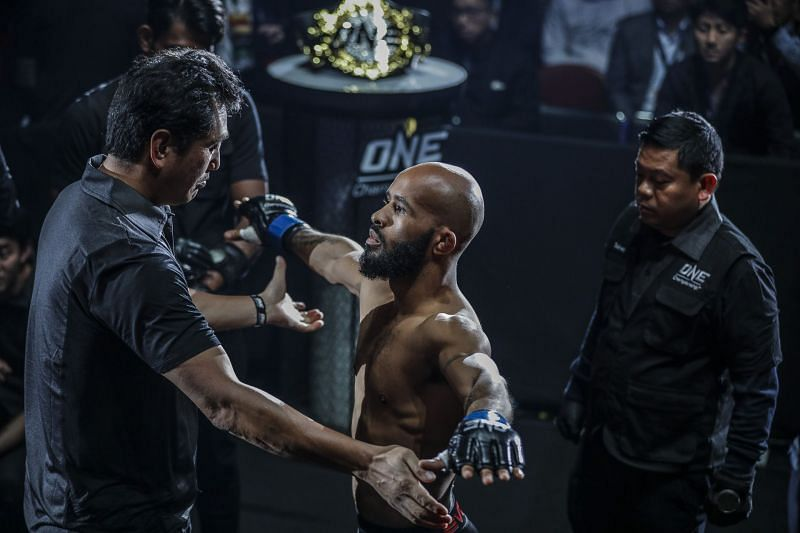 """Mighty Mouse"" Demetrious Johnson"
