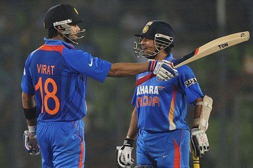5 बल्लेबाज जिन्होंने वनडे में 100 से ज्यादा 50 के स्कोर बनाये हैं