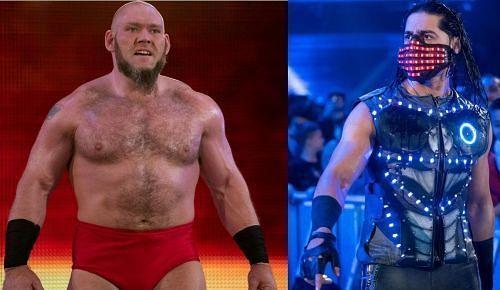 लार्स सुलिवन & मुस्तफा अली काफी समय से WWE से बाहर है