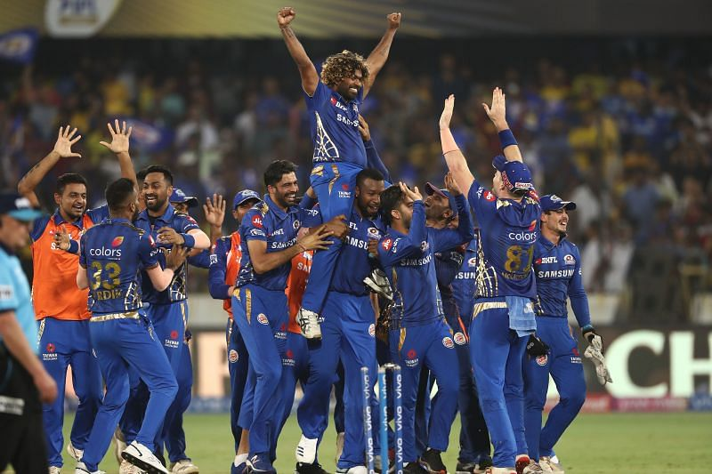 Mumbai Indians won their fourth IPL title in 2019