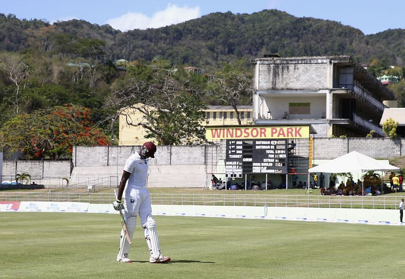 1st Test - Australia v West Indies: Day 1