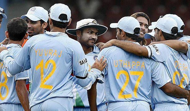 भारतीय टीम ने सबसे पहले 2007 में पार किया था 400 का आंकड़ा